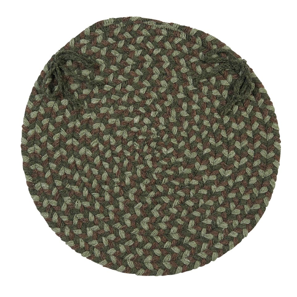 Boston Common Chair Pads Colonial Mills Cmi Braided