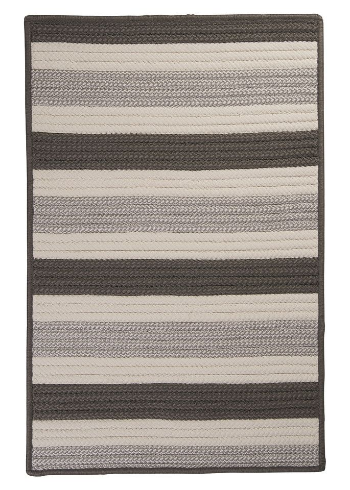 Stripe It Colonial Mills Braided Area Rugs Indoor