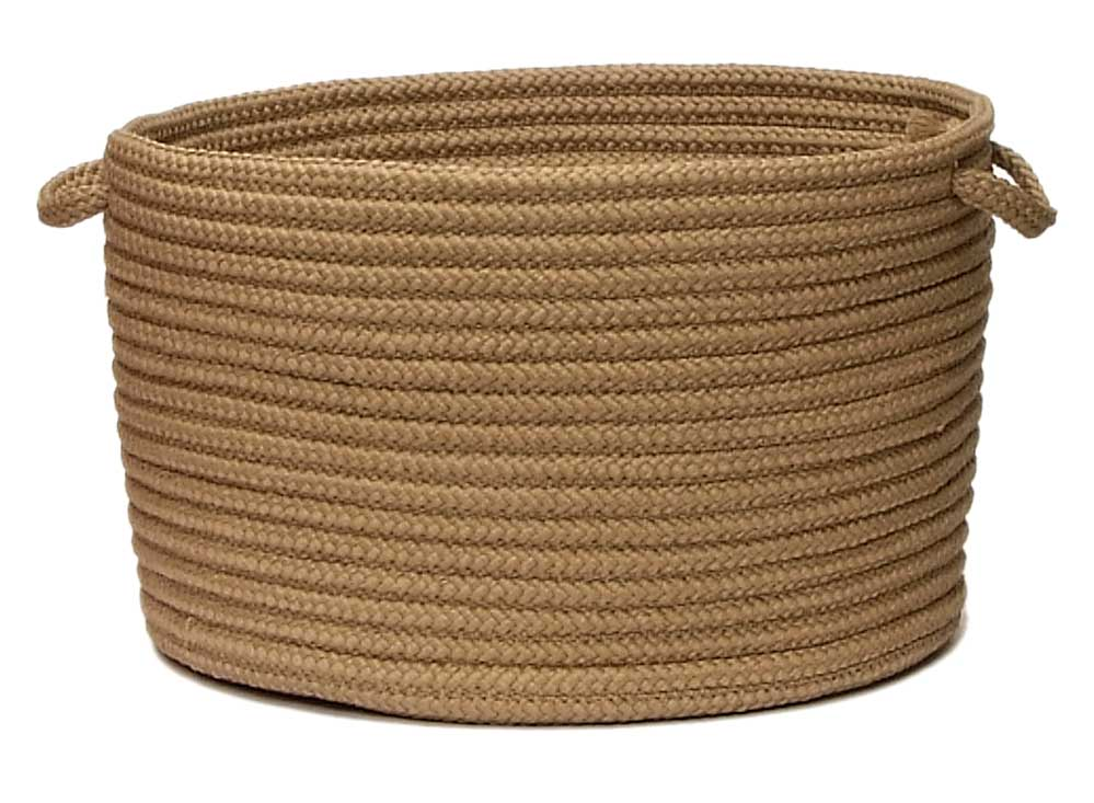 Simply Home Utility Basket Colonial Mills Cmi Braided