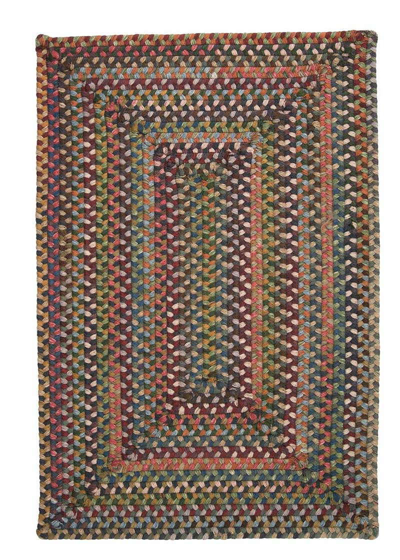 Ridgevale Collection Colonial Mills Braided Area Rugs