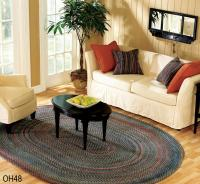 View: Braided Oval Rugs