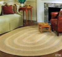 View: Colonial Mills Oval Braided Rugs