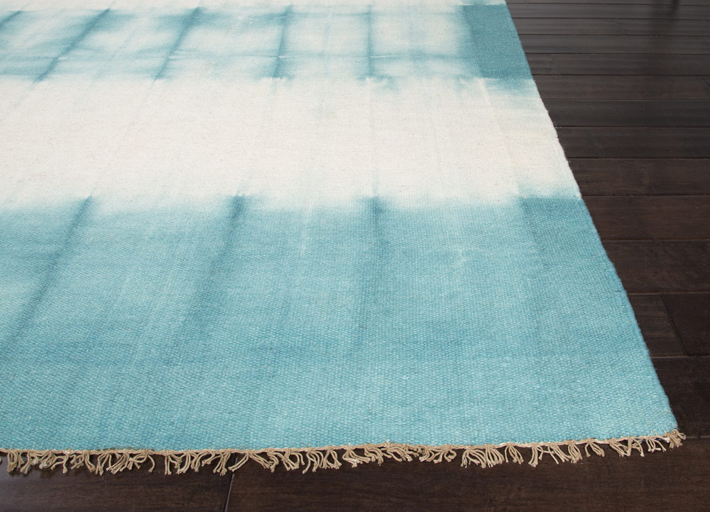 Brand-new Jaipur Agua | Tie Dyed Area Rugs | Flat Weave 100% Wool XP45