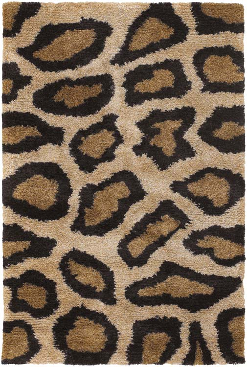 Cheetah Print Area Rugs