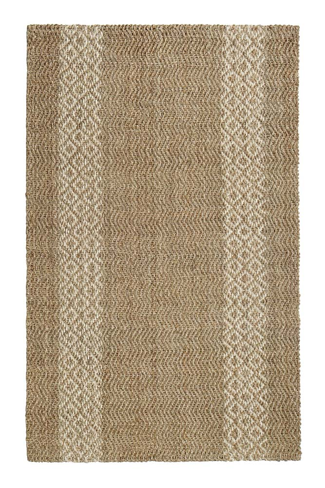 AMB0359 Shasta Wool and Jute Rug