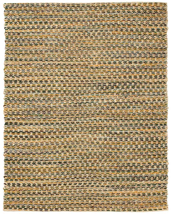 Ilana Jute and Cotton Area Rug
