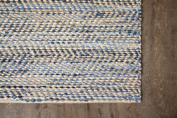 Austin Denim and Jute Collection Detailed