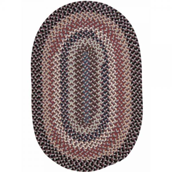 Boston Common Braided Area Rugs by Colonial Mills
