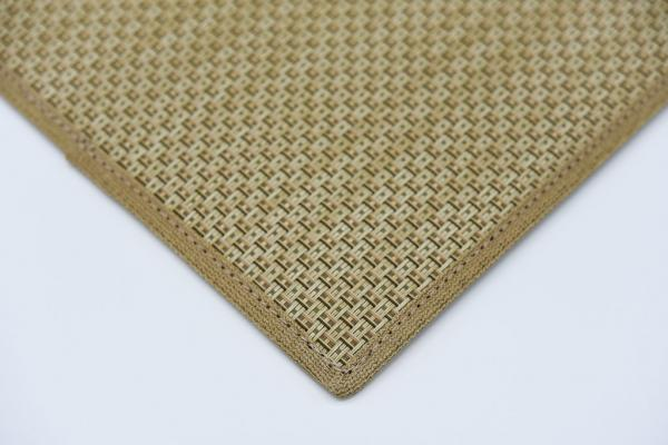 Infinity Fabrics Seagrass Camel Indoor Outdoor Area Rugs