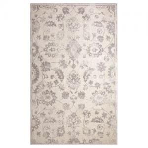 Dynamic Area Rugs Avalon 88803-106 Ivory/Silver