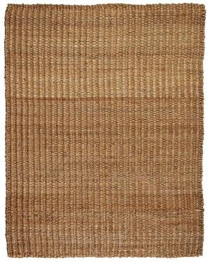 Anji Mountain River Sand Jute Area Rug