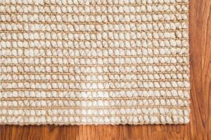 Blended Jute and Wool Rugs
